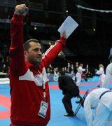 Murat Delihasan Karate Milli