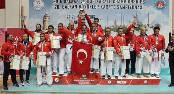 Veteranlar Balkan Karate Sampiyonasi