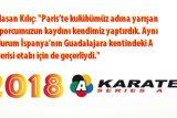 Karate Hasan Kılıc