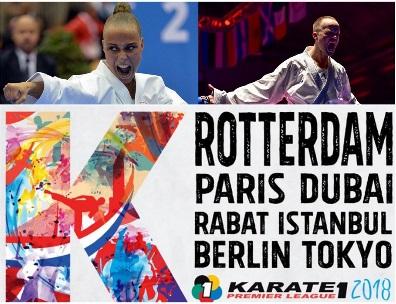 Karate1 Rotterdam Etabi