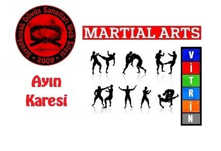 Martial Arts Vitrin Den