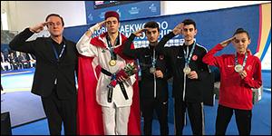Taekwondo Genc