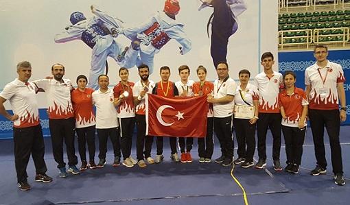 Türkiye Para Taekwondo Milli Takımı