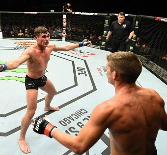 Darren Till Stephen Thompson Ufc 130