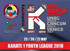 Karate Genc Sofya