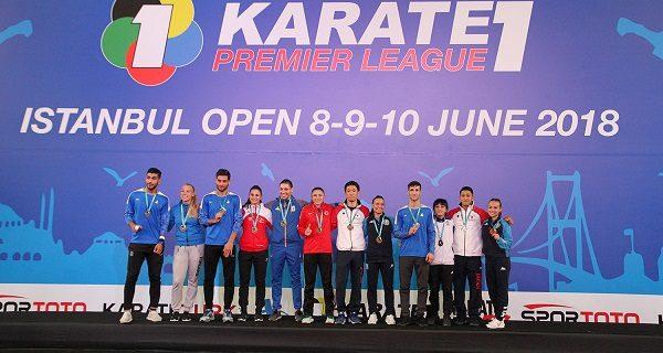 TumSampiyonlar K1PremierLig Istanbul 10.06.2018