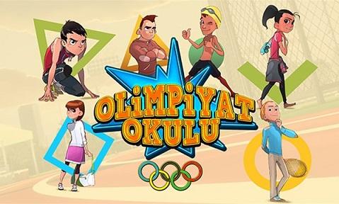 Cizgifilm Olimpiyat