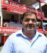 Güreş Federasyonu Başkanı Musa Aydın