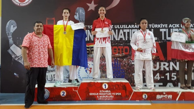 Uluslararası Turkish Open Karate
