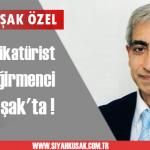 İstanbul'dan Almanya'ya… Usta Karikatürist İlhan Değirmenci!