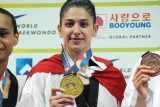 Nur Tatar Askari Tekvando şampiyon