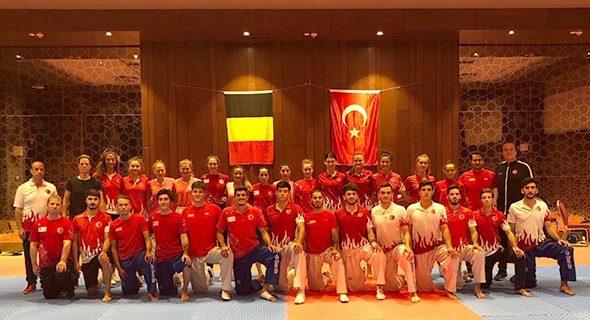 Taekwondo Belcika