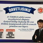 15 Temmuz Şehitleri Anma Kickboks Şampiyonası Antalya'da Gerçekleştirilecek