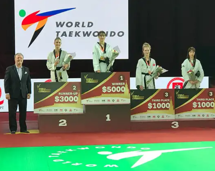 Taekwondo Grand Musabaka