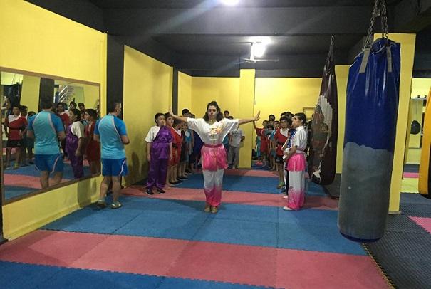 Dunya Wushu Kungfu Gunu 2