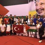 Uluslararası Filistin Açık Taekwondo Turnuvası'nda 4 Altın Madalya