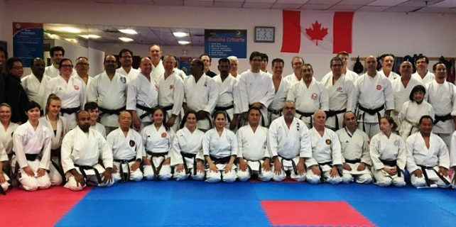 Kanada Karate Seminer