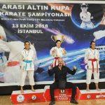 Gojukan Spor Kulübü Çıta Yükseltti! Altın Kupada 3 Madalya…