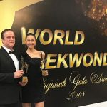 WT'nin 2018 gala programında Türk Taekwondosu Yıla Damga Vurdu