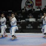 Dubai'de Beş Dalda Madalya Mücadelesi
