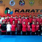 Karate 1 Premier Lig'in Dubai Etabında Puan Avı