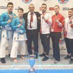 Genç Erkek Kata Milli Takımımız Avrupa İkincisi