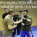 İstanbul'da Sifu/Guro Ron Balicki Rüzgarı…