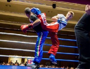 Kıck Boks POINT FIGHTING Nedir