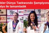 Taekwondo 4 Madalya