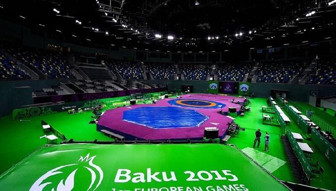 1. Avrupa Oyunları'nda Madalya Günü!
