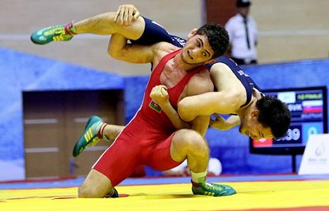 Gençler Avrupa Güreş Şampiyonası Devam Ediyor…