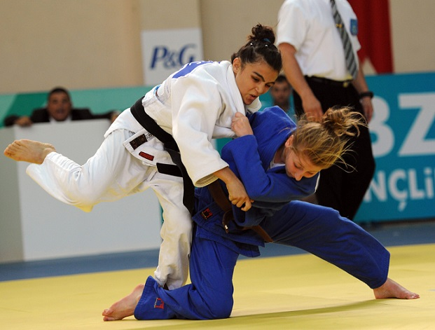 Judo Golden League, Ankara'da Başlıyor…
