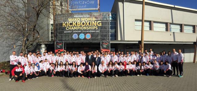 Kick Boks Milli Takımından 42 Madalya…