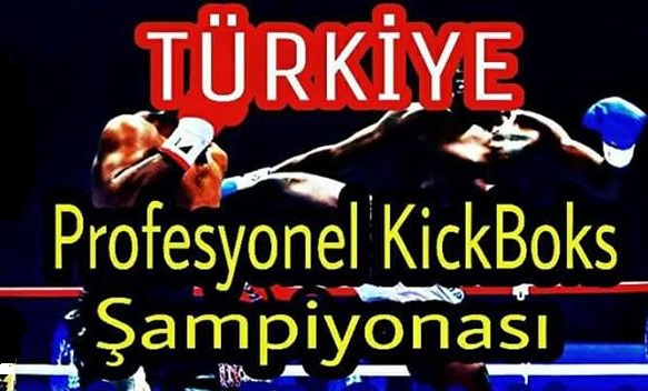 Türkiye Profesyonel Kick Boks Şampiyonası Gün Sayıyor!