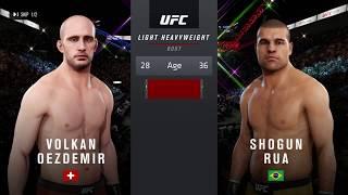 Türk MMA dövüşçüsü Volkan Özdemir, UFC Şili Kartında Kafese Çıkacak