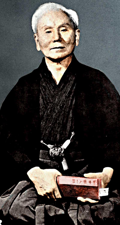 """Modern Karatenin Babası, """"FUNAKOSHI GICHIN"""""""