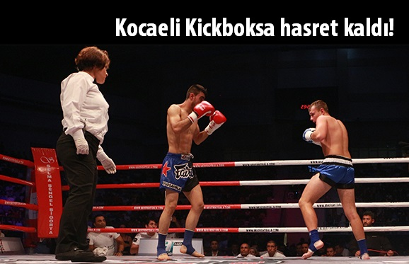 """Flaş!!! Kocaeli'nde """"Kulüplerden kickboksbitme noktasına geldi"""" iddiası!"""