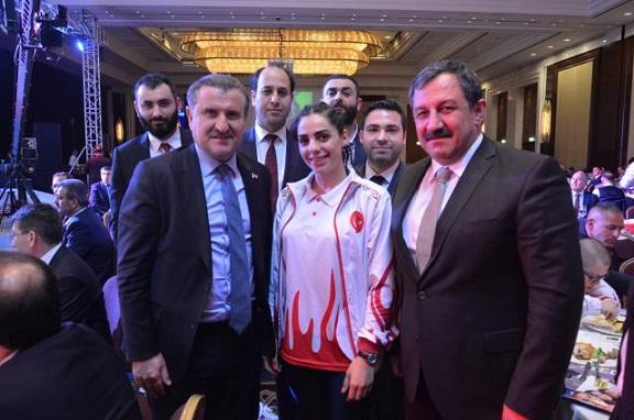 Nagihan Kalyoncu En Başarılı Sporcu…