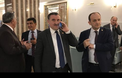 Gençlik ve Spor BakanıDr.Osman Aşkın Bak'tan Ateşli'ye Tebrik