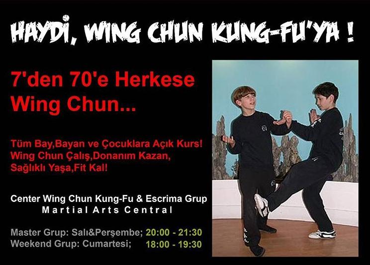 Center Wing Chun & Escrima Grup