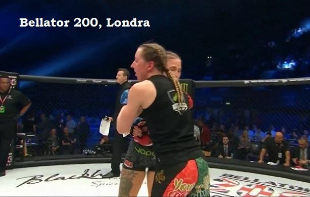 Bellator 200, Londra'da Nefes Kesti!