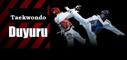 Taekwondo Federasyonu'ndan Kamuoyuna Önemli Duyuru…