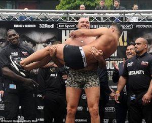 Tyson Fury Sefer