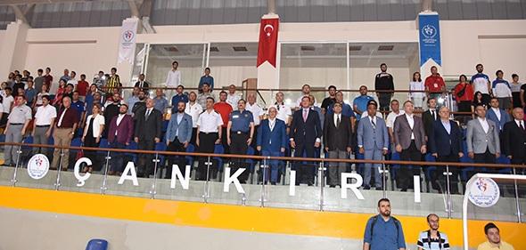 15 Temmuz Demokrasi Şehitleri Kulüpler Türkiye Şampiyonası…