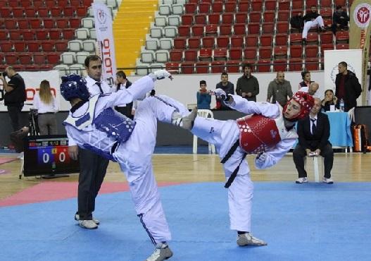 Kulüpler Türkiye Taekwondo Şampiyonası 17-20 Temmuzda…