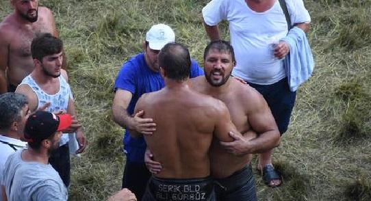 Recep Kara, Ali Gürbüz Güreşinde Hakemler Ceza Kurulunda!