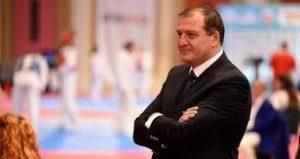 Prof. Dr. Metin Şahin, Milli Takım Kafilesini Kutladı