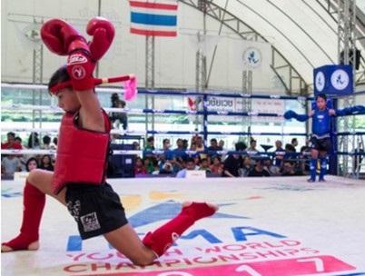 Çoçuklar ve Gençler Dünya Muaythai Şampiyonası Tayland'ta Yapılacak
