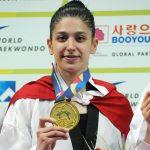 İşte, Nur Tatar'ın Ülkeyi Sevince Boğan Altın Madalyası!