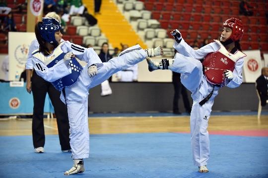 Kulüpler Taekwondo Şampiyonası 19-22 Temmuz'da…